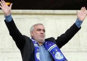 فتح الله زاده : در حال حاضر، موقعیت جام حذفی برای استقلال بینظیر است