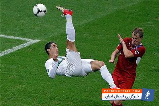 زیباترین گلهای قیچی برگردون در دنیای فوتبال ؛ خبرگزاری فوتبال ایران