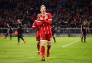 لواندوفسکی به رکورد 50 گل در مسابقات باشگاهی اروپایی دست یافت