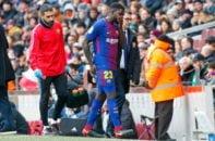 مشکل والورده برای چینش خط دفاعی بارسلونا بعد از مصدومیت اومتیتی