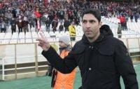 وحید هاشمیان بازیکن پیشین تیم ملی سال های پایانی فوتبال خود را در پرسپولیس گذراند