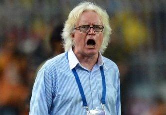 وینفرد شفر فکر همه جای بازی با ایران جوان بوشهر در جام حذفی را کرده است