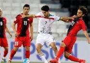 کنفدراسیون آسیا درباره کریمی توضیح داده است: علی کریمی در خط میانی تیم فوتبال ایراندرخشید