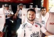 باشگاه پرسپولیس در مورد آنتونی گولچ با دو پرونده شکایتی مواجه است