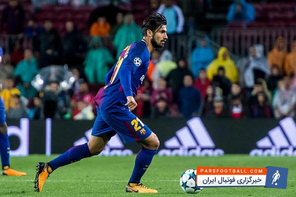 والورده سرمربی تیم فوتبال بارسلونا به شدن مخالف فروش گومز است