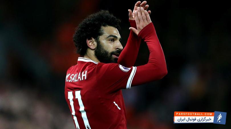 محمد صلاح ؛ پله خطاب به محمد صلاح: مشتاق دیدن بازی ات در جام جهانی هستم