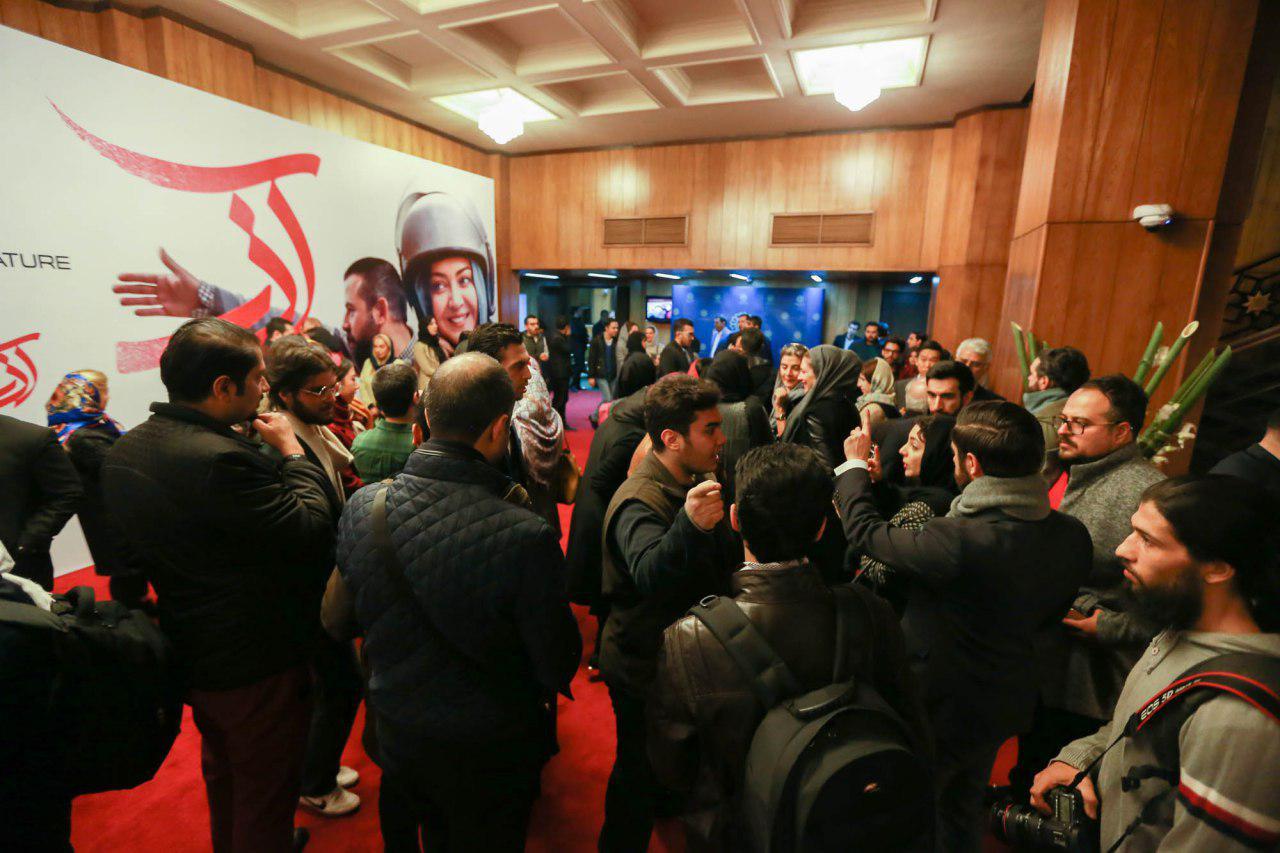 علی دایی و سعید معروف در اکران خصوصی فیلم آذر شرکت کردند ؛ خبرگزاری فوتبال ایران