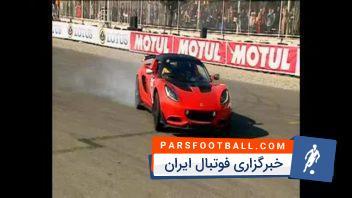 کلیپی ببینید از جدال نابرابر پراید و BMW در مسابقات سرعت ایران