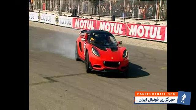 کلیپی ببینید از جدال نابرابر پراید و BMW در مسابقات اتومبیل رانی سرعت ایران