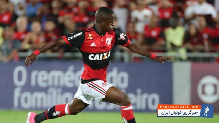 وینسیوس جونیور : دوست دارم بعد از فتح کوپا لیبرتادورس به رئال مادرید بپیوندم