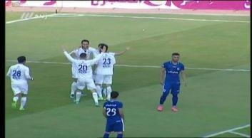 گل دوم استقلال به استقلال خوزستان