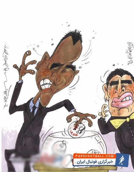 کاریکاتور ؛ کافو فرار کن، زامبی ها حمله کردند!