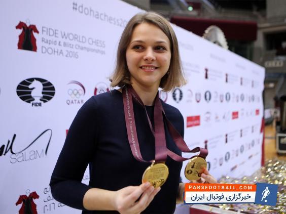 آنا موزیچوک، استاد بزرگ اوکراینی شطرنج زنان جهان در گفتگو با ایندیپندت گفت:ظرف چند روز من قرار است دو مسابقات قهرمانی را از دست بدهم.