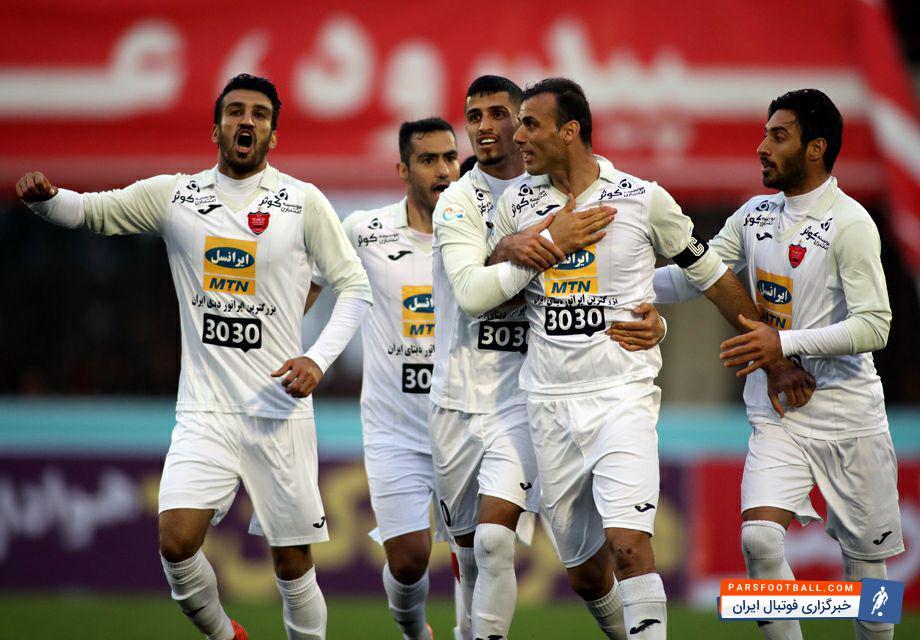 علیپور گل سه امتیازی اش را در دیدرا برابر سپید رود به سید جلال حسینی تقدیم کرد