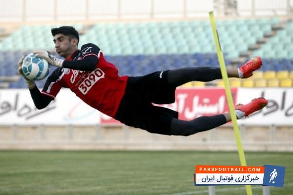 افزایش رکورد کلین شیت بیرانوند به 455 دقیقه در فصل کنونی ؛ پارس فوتبال