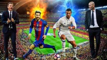 5گل برتر رئال مادرید به بارسلونا در برنابئو
