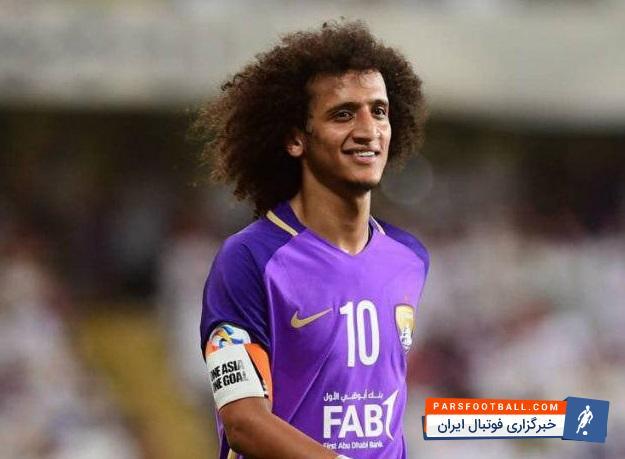 عمر عبدالرحمان - الهلال
