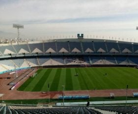 ورزشگاه آزادی - تیم پرسپولیس