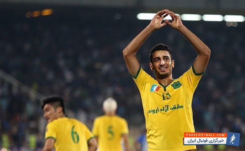 حسین بغلانی ؛ قرارداد حسین بغلانی با صنعت نفت آبادان تمدید شد ؛ پارس فوتبال
