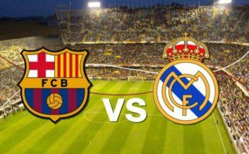 ال کلاسیکو تقابل رئال مادرید و بارسلونا