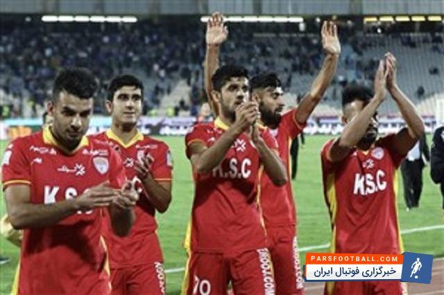 فولاد خوزستان ؛ کاروان فولاد خوزستان صبح امروز عازم کیش شدند ؛ پارس فوتبال