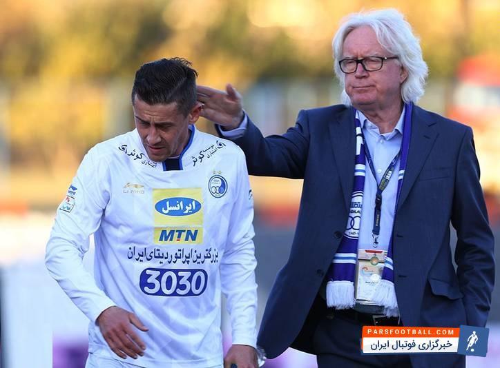 سرور چپاروف : جام حذفی بهترین فرصت برای کسب جام است ؛ خبرگزاری فوتبال ایران