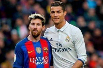 بهترین لحظات کریستیانو رونالدو و لیونل مسی