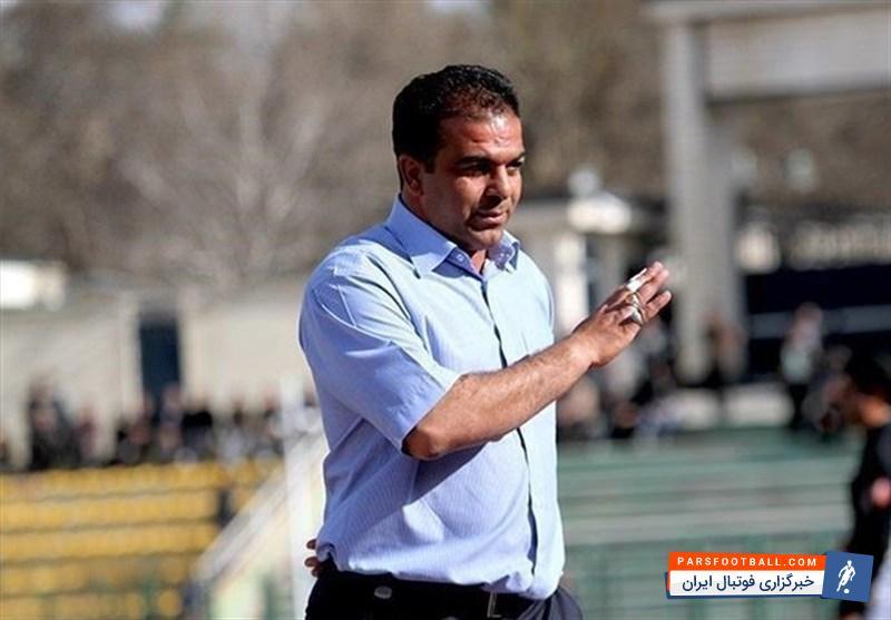 داوود مهابادى : بازیکنان ما مقابل خونهبهخونه، تمرکز خود را از دست دادند ؛ پارس فوتبال