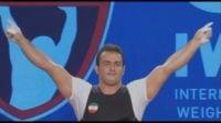 تاریخ سازی سهراب مرادی در رقابت های وزنه برداری حهان با کسب 3 طلا و شکستن رکورد جهان