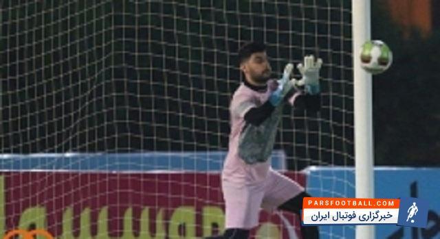 داوود صوفیانی : خوشحالم که توانستیم در ضربات پنالتی به پیروزی برسیم ؛ پارس فوتبال