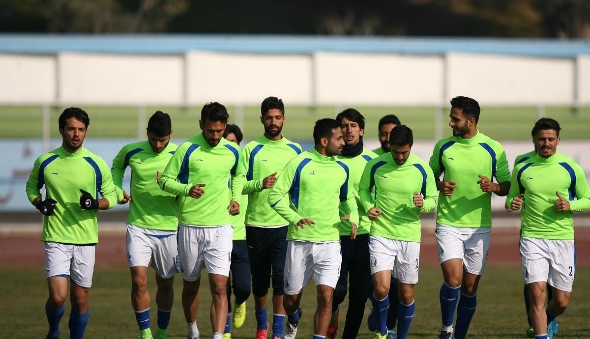 روزنامه هدف : اصرار ایفمارک و فدراسیون به برگزاری جام حذفی زیر آسمان سیاه