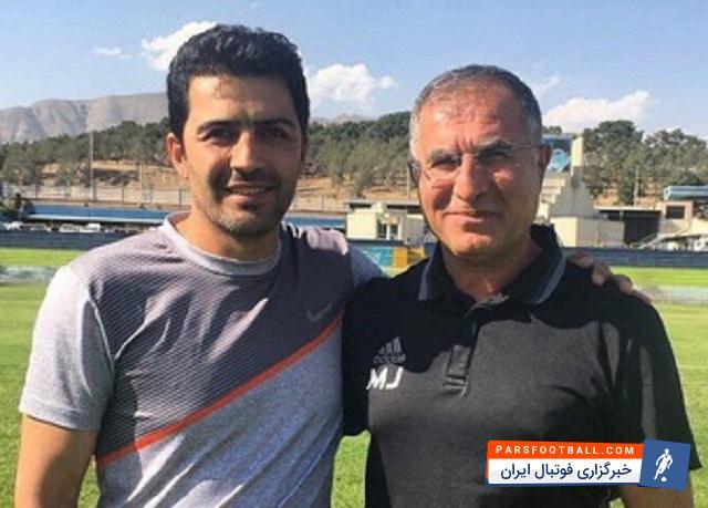 محمدرضا طهماسبی ؛ توضیحات محمدرضا طهماسبی درباره دیدار امروز تیم های پیکان وسپیدرود