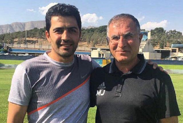 محمدرضا طهماسبی: به خاطر سربازی پرسپولیس را از دست دادم ؛ با قلعه نویی قهرمان آسیا شدیم