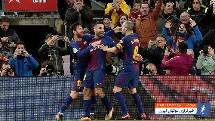 والورده به دنبال شکستن طلسم پیروز نشدن بارسلونا در ورزشگاه آنوئتا
