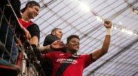 بایلی وینگر بایرلورکوزن : هنوز هم رویای من بازی در لیگ انگلیس است