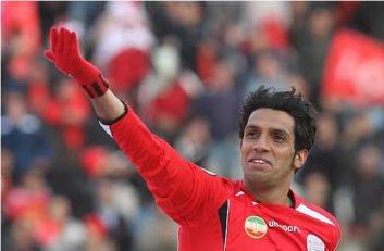 سپهر حیدری ستاره سابق باشگاه پرسپولیس اعلام کرد به زودی پدر می شود