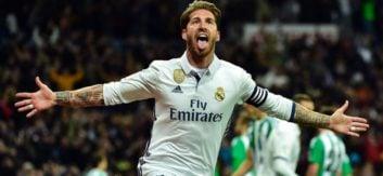مهارت های برتر و دفاعی سرخیو راموس بازیکن تیم فوتبال رئال مادرید