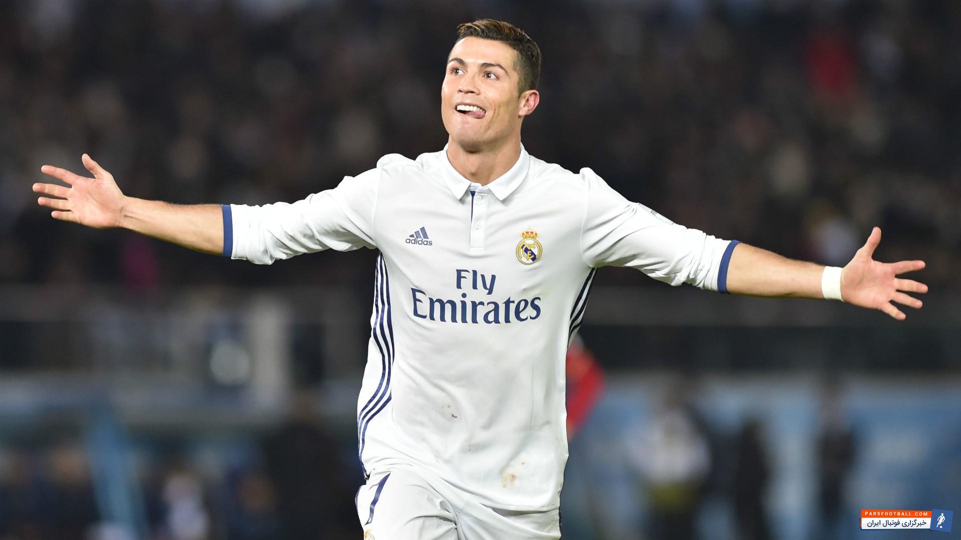 15 گل فوق العاده و تماشایی کریس رونالدو در تیم فوتبال رئال مادرید