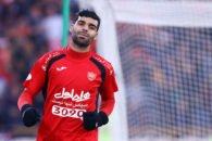 مهدی طارمی مهاجم پرسپولیس گزینه اول تیم فوتبال الغرافه قطر محسوب می شود