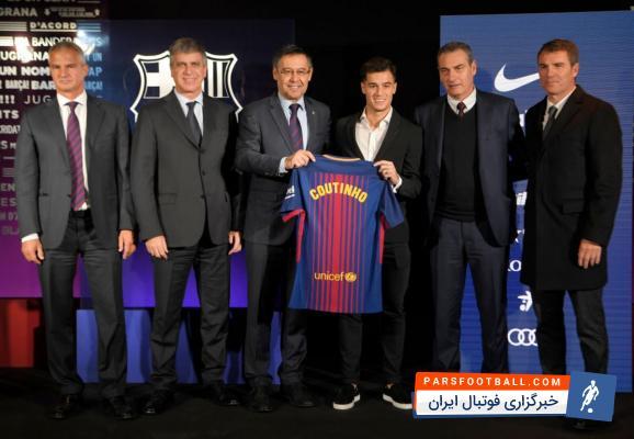 باشگاه فوتبال بارسلونا در نظر دارد قرار داد رابرت فرناندز را تمدید کند