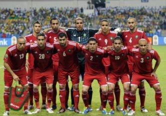 مسیر صعود مراکش به جام جهانی