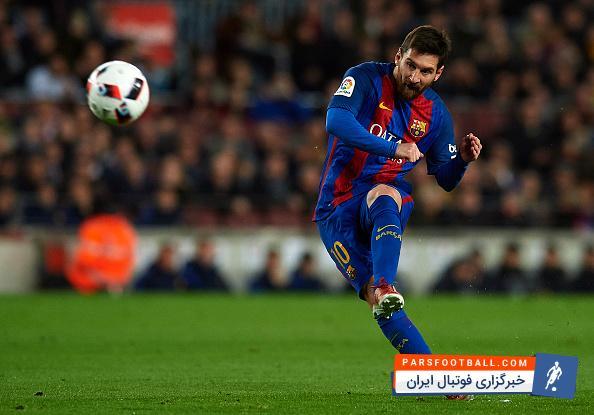 کلیپ جذاب و دیدنی از ضربات کاشته لیونل مسی در برنامه فوتبال 120 ؛ خبرگزاری فوتبال ایران