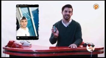 کلیپی از شوخی برنامه ویدئوچک با پست اینساگرامی میلاد محمدی
