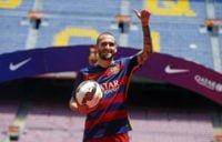 ویدال بازیکن تیم فوتبال بارسلونا در آستانه پیوستن به تیم سابقش سویا است