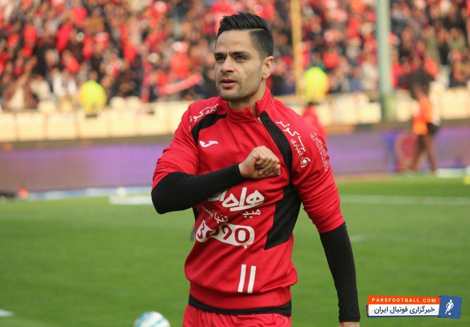 کمال کامیابی نیا در کنار برانکو ایوانکوویچ ؛ شایعات مربوط به این بازیکن به پایان رسید!