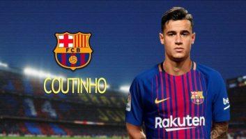 تمرینات ریکاوری کوتینیو ستاره برزیلی و جدید بارسلونا برای کسب آمادگی