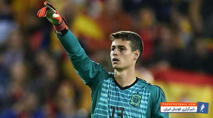 کپا گلر تیم فوتبال اتلتیک بیلبائو در آستانه عقد قرار داد با رئال مادرید قرار دارد