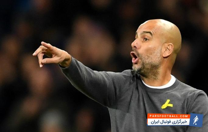 گواردیولا: ما در تمامی جام ها مرحله به مرحله پیش خواهیم رفت ؛ پارس فوتبال