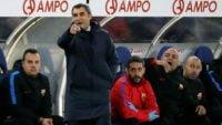 ارنستو والورده معتقد است بازی برابر بتیس آسان نخواهد بود.وی همچنین به شرایط رئال، خداحافظی رونالدینیو، جذب گریزمان و شرایط کوتینیو واکنش نشان داد.