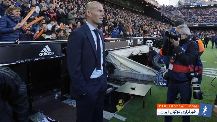 زین الدین زیدان : طبیعی است که هر بازیکنی پس از تعویض شدن ناراحت شود